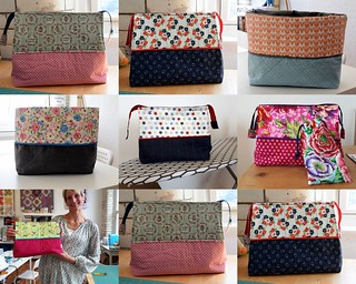 Toiletry Travel Bag Workshop June18 | by Just Jude Designs