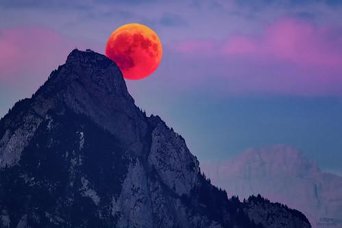 redmoon blutmond lunareclipse luna moon mond 1august