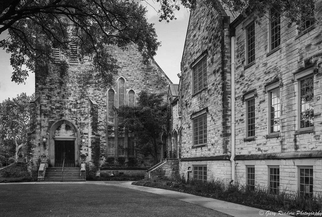 St  Marks United Methodist Church - The Heights, Houston