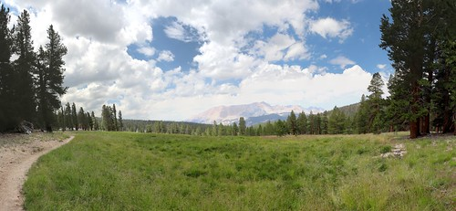 1065 Looking west over Sandy Meadow on the John Muir Trail | by _JFR_