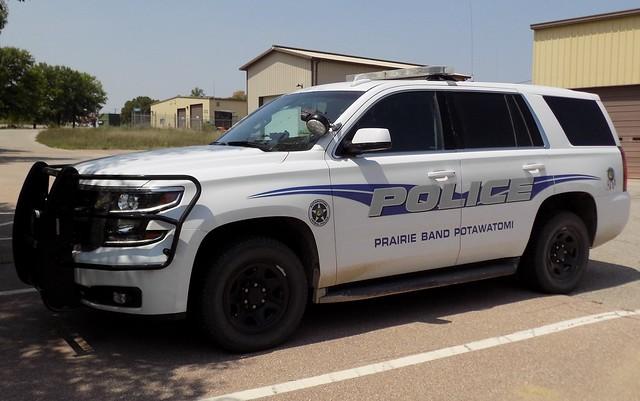 Prairie Band Potawatomi Nation Tribal Police Department