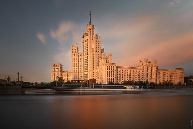 RUS68794 - Old Skyscraper