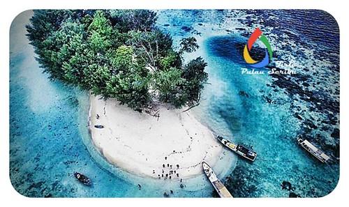 View Pulau Harapan, Destinasi Wisata Instagenik di Kepulauan Seribu | by kaizcdf