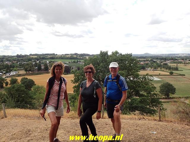 2018-08-10         2e dag          Heuvelland       31 Km  (150)