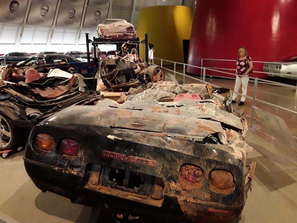 National Corvette Museum >> National Corvette Museum Joe Flickr