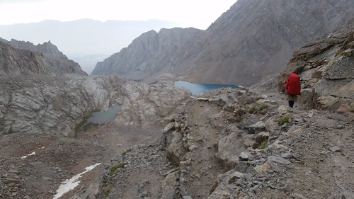 1747 More switchbacks on the Mount Whitney Trail, Consultation Lake on the right | by _JFR_