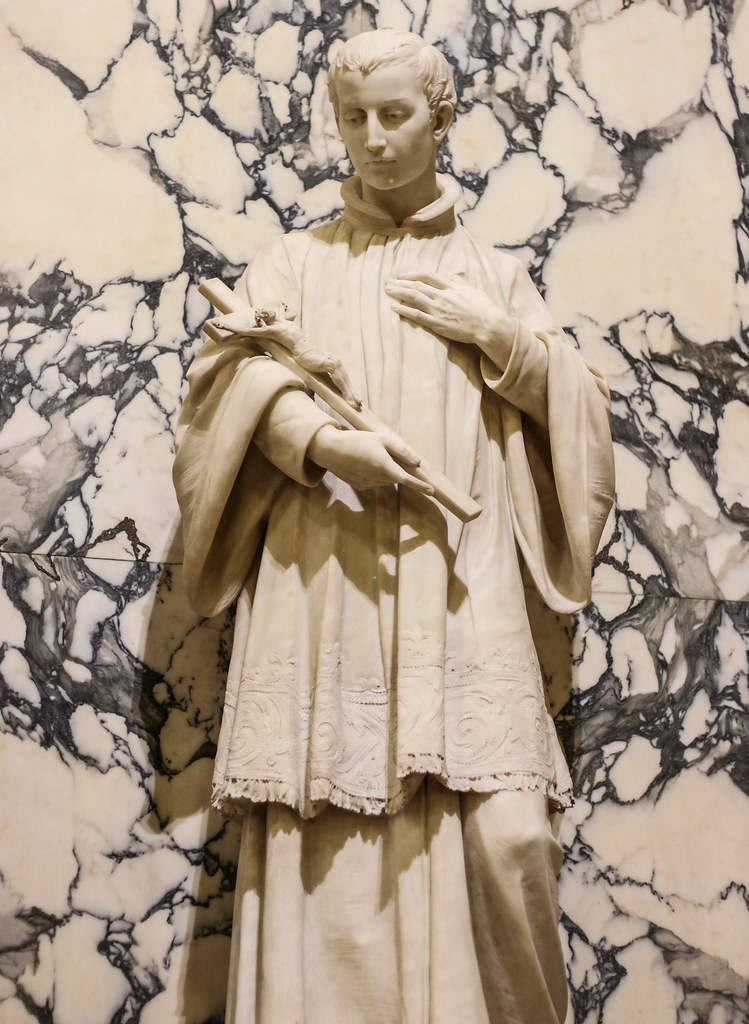 Saint Aloysius Gonzaga O God Giver Of Heavenly Gifts Wh