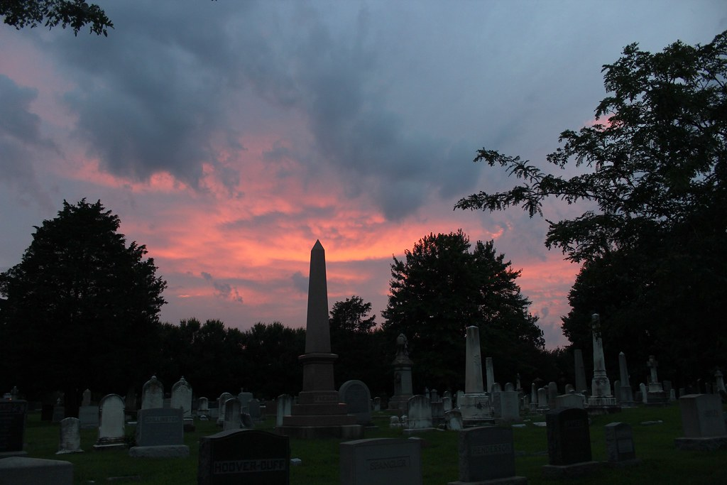 Cemetery Sunday