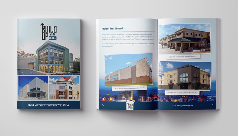 BETCO Multi Story Brochure Design