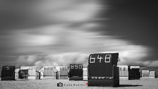 An der Nordseeküste ....