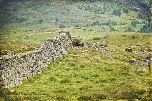 yorkshire yorkshiredales dales drystonewalls walls stones landscapes nature textures