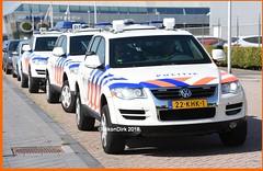 Dutch Police VW's.