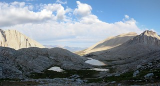 1283 View of Guitar Lake from the John Muir Trail as the trail climbs toward Trail Crest | by _JFR_