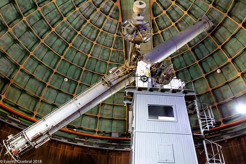 "The Great 36"" Refractor Telescope | by rainambon"