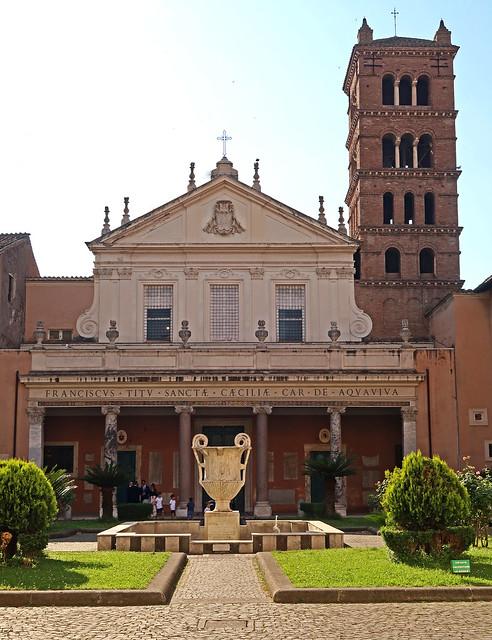 Rettoria di Santa Cecilia 1