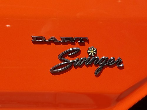 dodge dart swinger classiccars route66 springfieldmo 300views