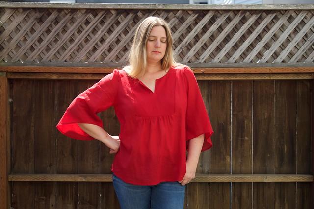 Phoenix blouse_front-1