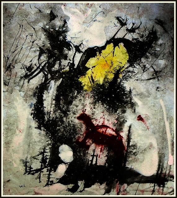 Wilson Leonel Painting 152