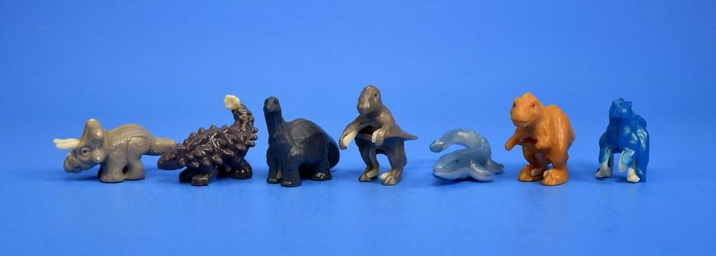 Kinder Joy Jurassic World dinosaur toys | FranMoff | Flickr