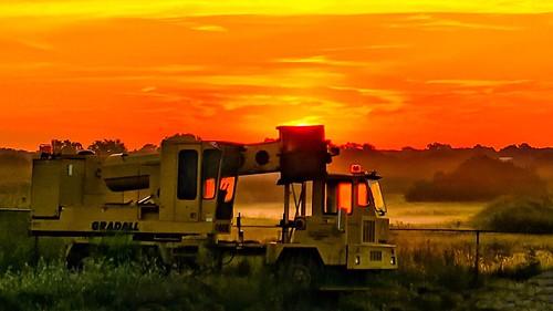 morninglight sunrises oklahomasunrises sunrise