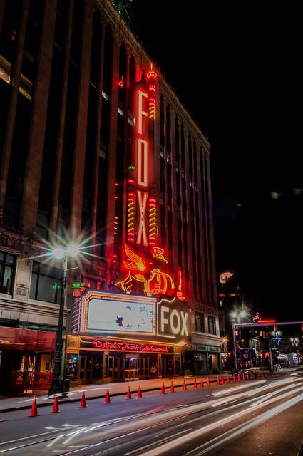 Fox Theater (Explored 08.09.18)