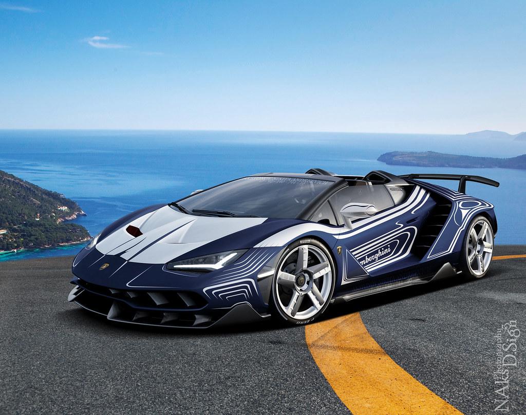 Lamborghini Centenario Original Taken By Automobili Lambor Flickr