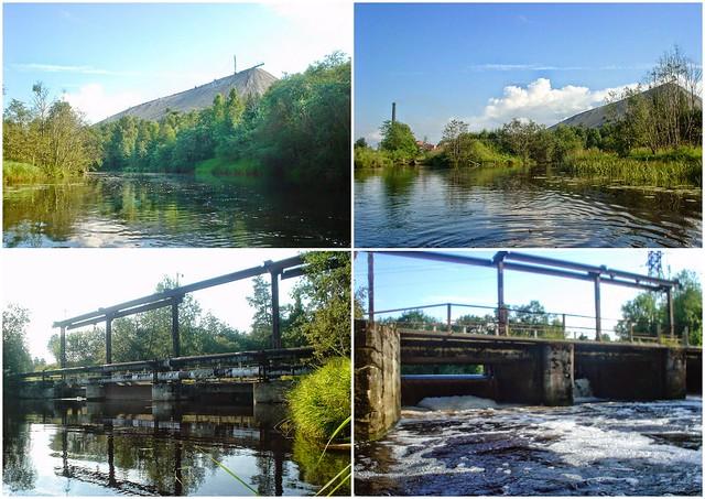 Paadimatk kaunil kuid lehkaval Purtse jõel / Boat trip on stunning but smelly Purtse river in Estonia