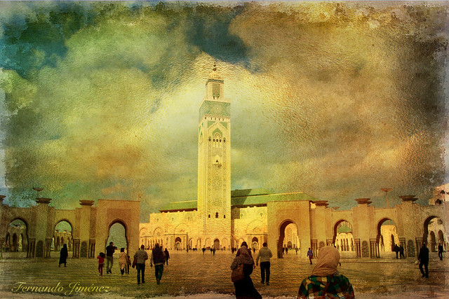 Mezquita Hasan II