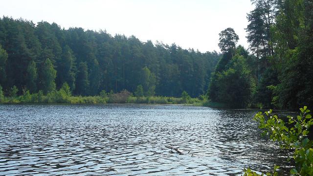 At the Balžis Lake 12