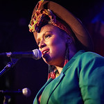 Mon, 09/07/2018 - 8:45pm - Deva Mahal and her band at City Winery in New York City, 7/9/18. Hosted by Rita Houston. Photo by Gus Philippas/WFUV