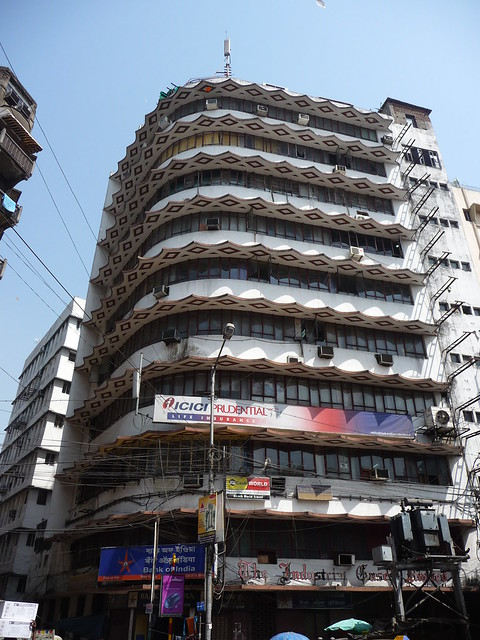 International Industrial Gases Limited Building - Modern Corner Building - Kolkata, India