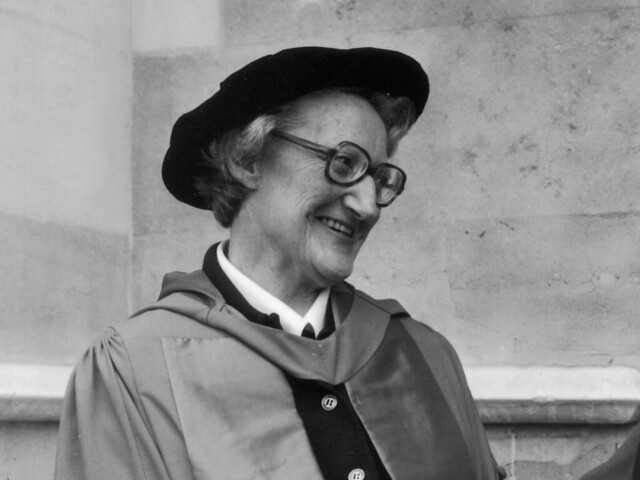 Today marks the 100th birthday of Dame Cicely Sanders, an inspiring woman who changed end of life care for the better and hugely impacted modern day palliative care. It's lovely to see her being honoured  </div></div><p></p><p>-----------------------------------------------------------------------------------------------------</p><p></p><p></p><!-- Article End -->           <div id=
