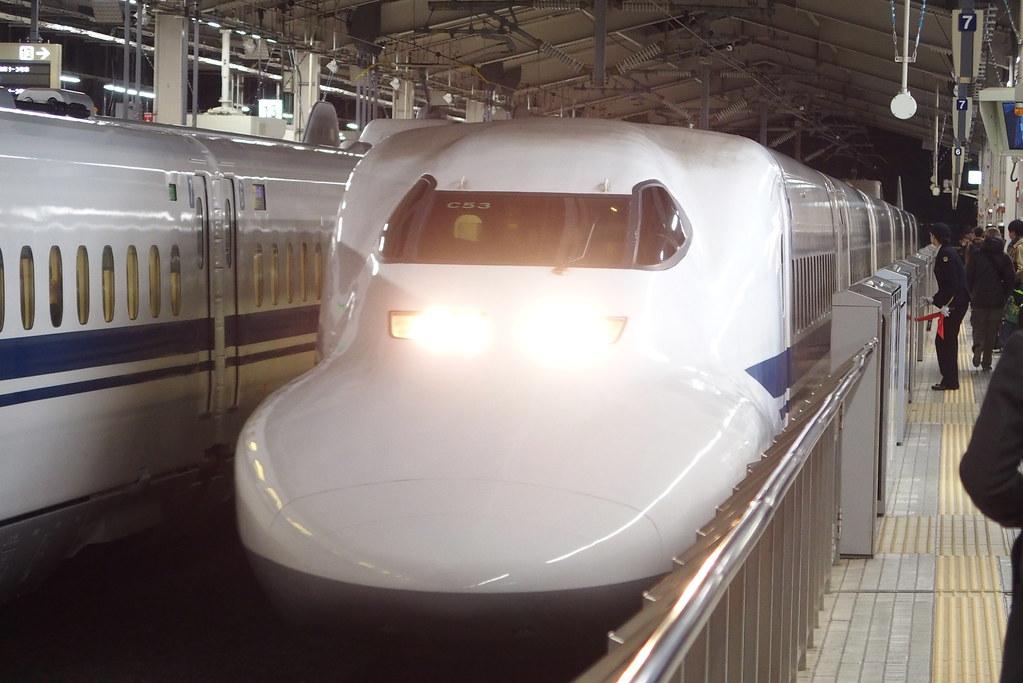 京都 新幹線