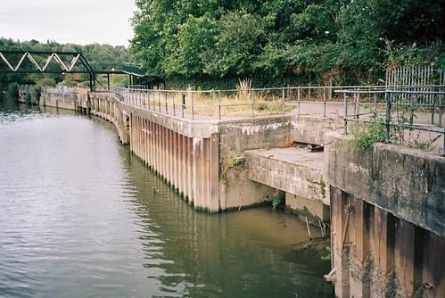 Where Brislington Brook meets the Avon | by knautia