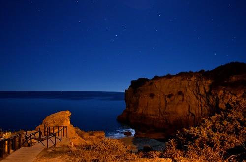 Praia de Albandeira, Portuga