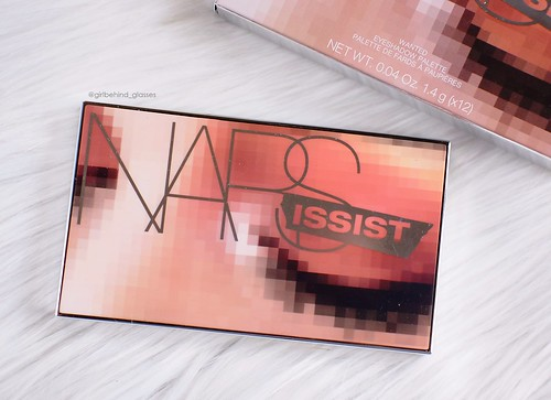 NARSissist Wanted Eyeshadow Palette | by <Nikki P.>