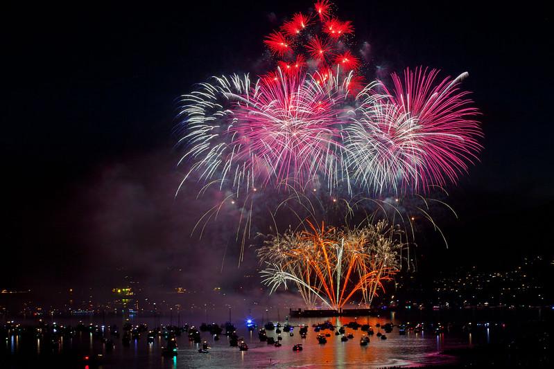 Celebration Of Light by Team South Korea, August 4th, 2018