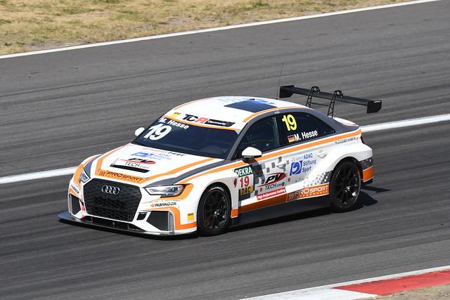 ADAC TCR Germany Nürburgring 2018