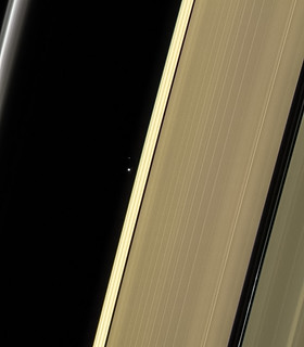Earth and Saturn's Rings - April 13 2017 | by Kevin M. Gill