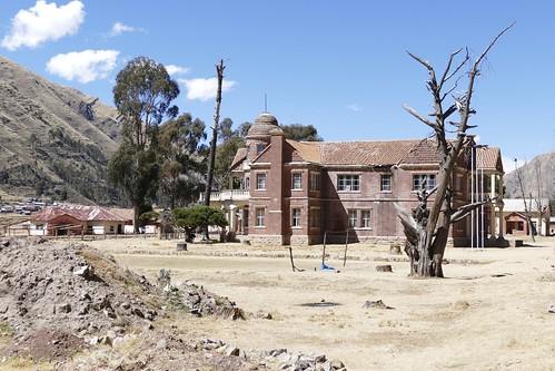 abandoned ghosttown fabrica marangani sicuani peru 2018 abandonado cuzco cusco ghost city town village pueblo tejido factory verlassen verfallen lost