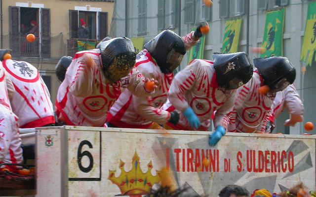 Carnevale ad Ivrea