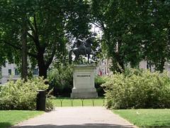 William III Statue in St James's Square