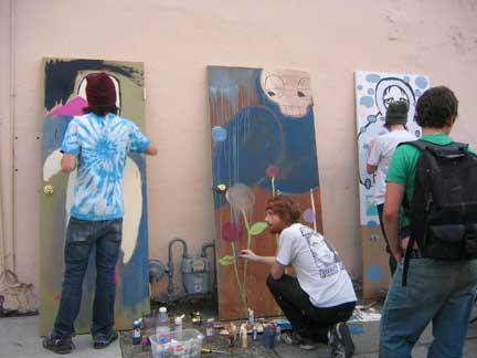 Painter Chaps