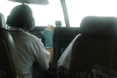 Pilot with cast