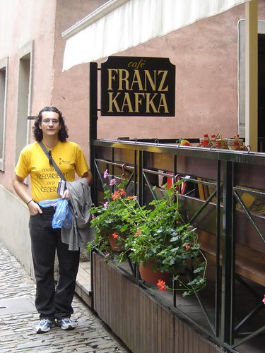 Café de Kafka y yo