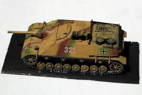 Jagdpanzer IV (left view)