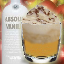Apple Pie Shot