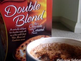 Double Blend Hot Choc - Caramel Flavour
