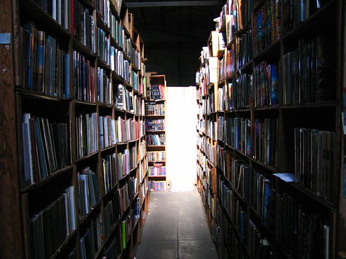 Acres of Books after closing | by Soul Pusher