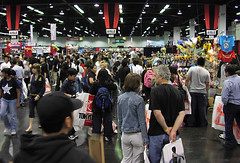 Anime Expo exhibit / dealers hall | by Radagast